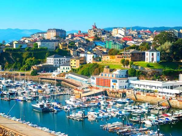 Destinos costeros en Lugo: Ribadeo