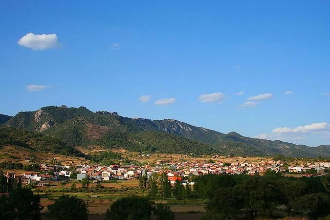 Vista panorámica de Riópar, en Albacete