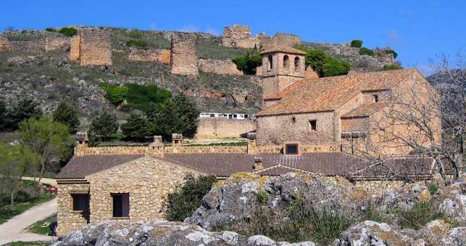 Castillo de Riópar Viejo, en Riópar, Albacete