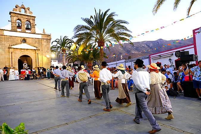 La Romería de la Virgen de la Peña, en Fuerteventura