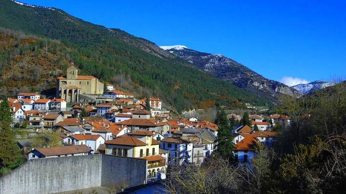 Roncal, entre los pueblos más bonitos de España