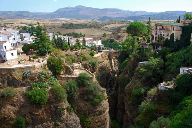 Ronda, una visita imprescindible en la provincia de Málaga