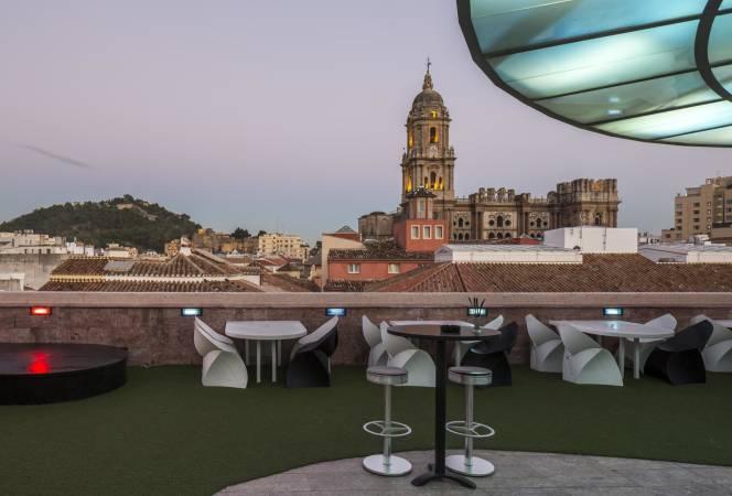Room Mate Larios, uno de los mejores hoteles de Málaga