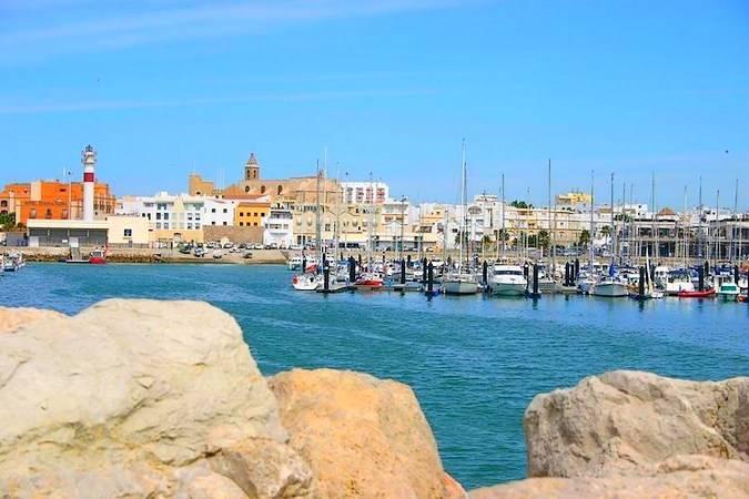 La villa de Rota, en Cádiz