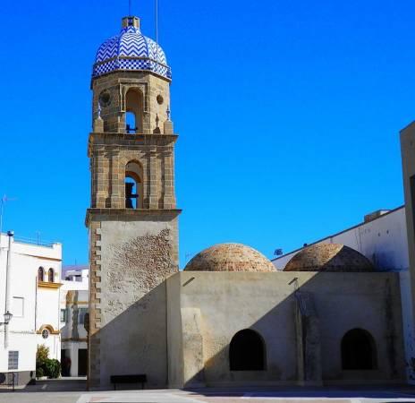 Torre de la Merced, en Rota, Cádiz
