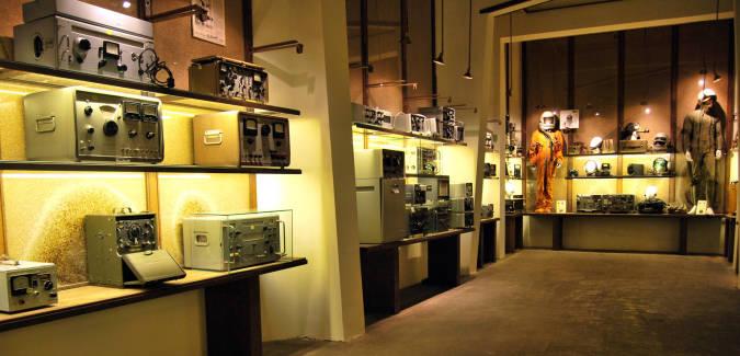El Museo Internacional de Radiocomunicación Inocencio Bocanegra, en la Ruta 44