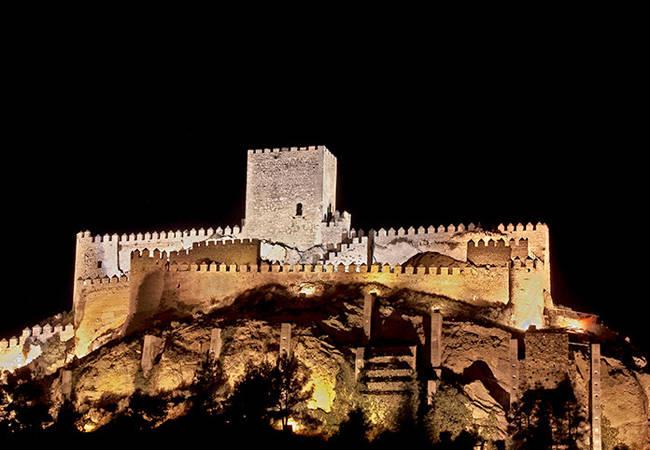 Ruta por los castillos de Albacete