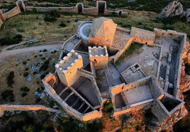 Ruta de la reconquista por los castillos de Huesca