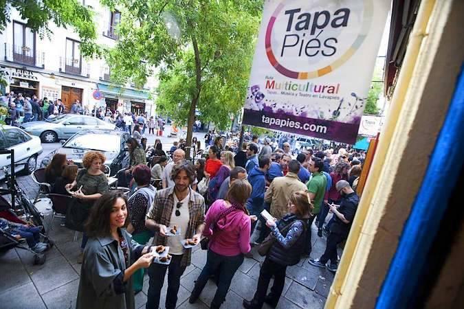 Tapapiés 2018, la mejor ruta de la tapa en Madrid