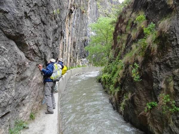 La Ruta de los Cahorros, en Granada