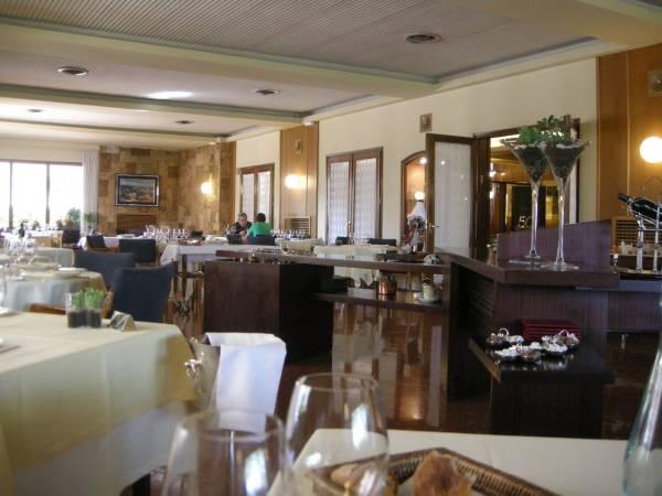 Restaurante El Motel, en Figueres