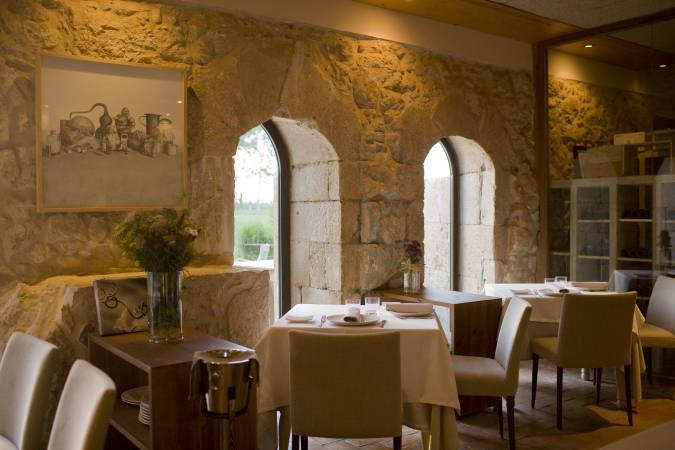 Restaurante Pera Batlla, en L' Armentera