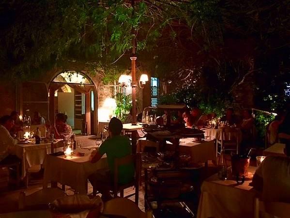 Restaurante Cal Sagristà, en Perelada