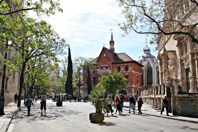 La ruta literaria de Vicent Andrés Estellés en Valencia