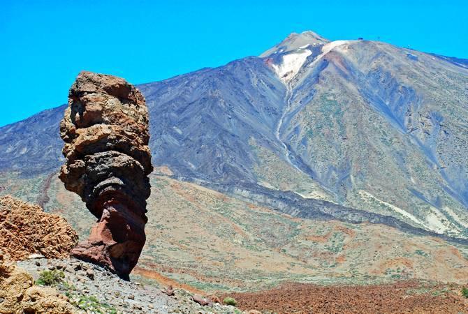 La Ruta de los Roques, en Tenerife