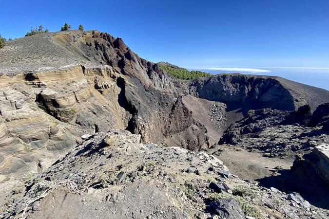Ruta de los Volcanes, un recorrido inolvidable en La Palma