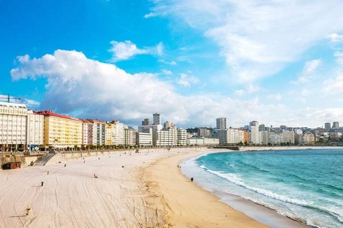 Novelas para viajar a La Coruña