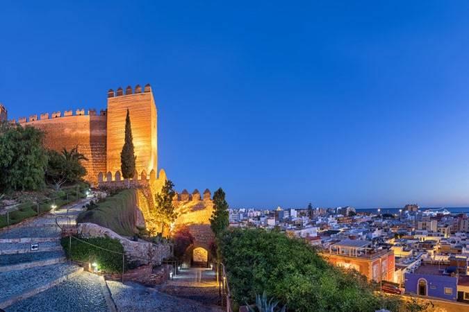 Novelas para viajar a Almería