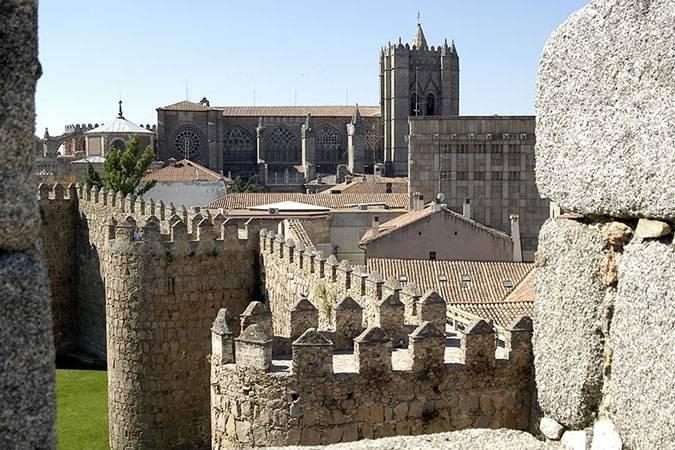 Ávila como destino literario