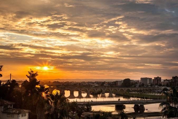 Novelas para viajar a Badajoz