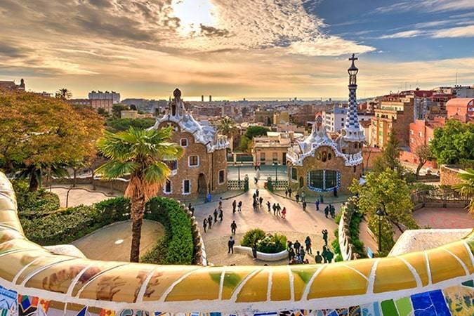 Novelas para viajar a Barcelona