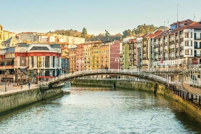 Novelas para viajar a Bilbao