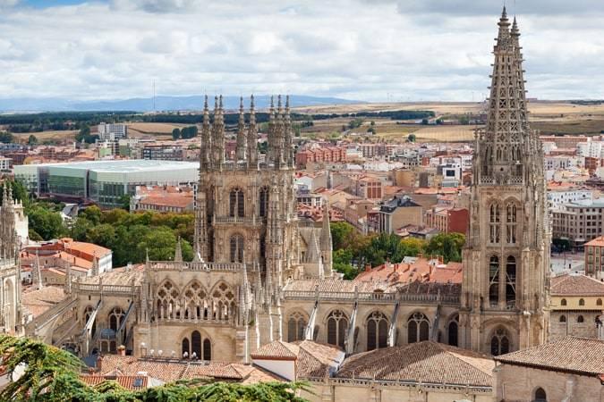 Novelas para viajar a Burgos