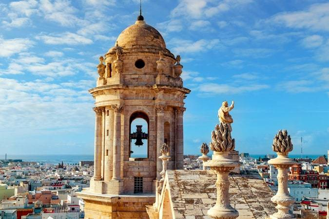 Novelas para viajar a Cádiz
