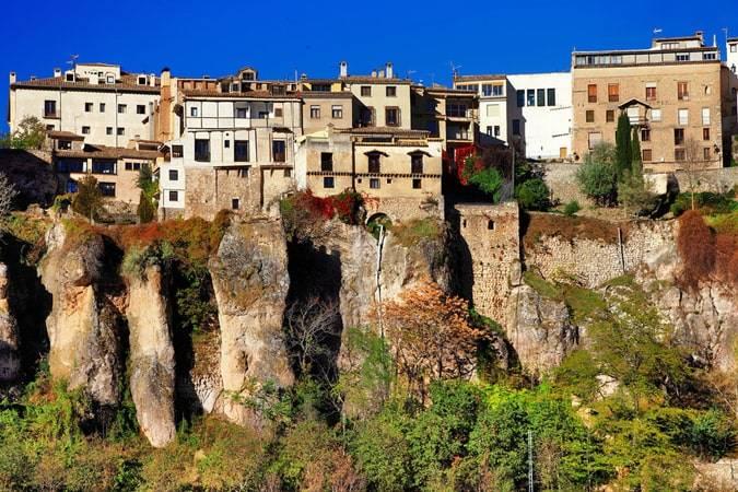 Novelas para viajar a Cuenca