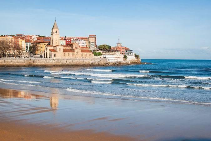 Novelas para viajar a Gijón