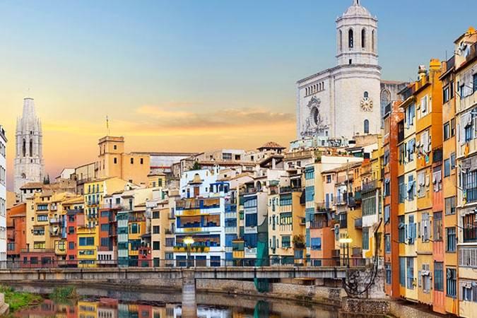 Novelas para viajar a Girona
