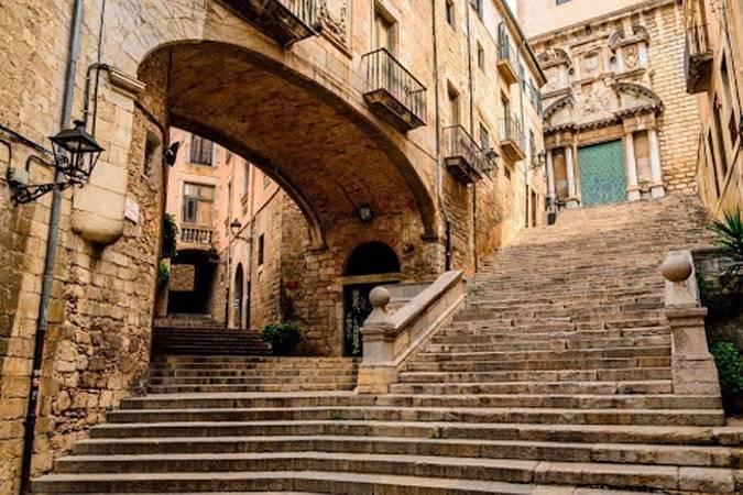 Girona como destino literario