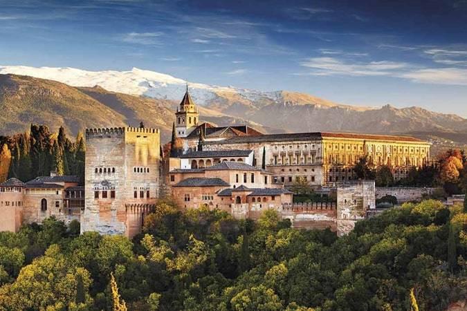 Novelas para viajar a Granada