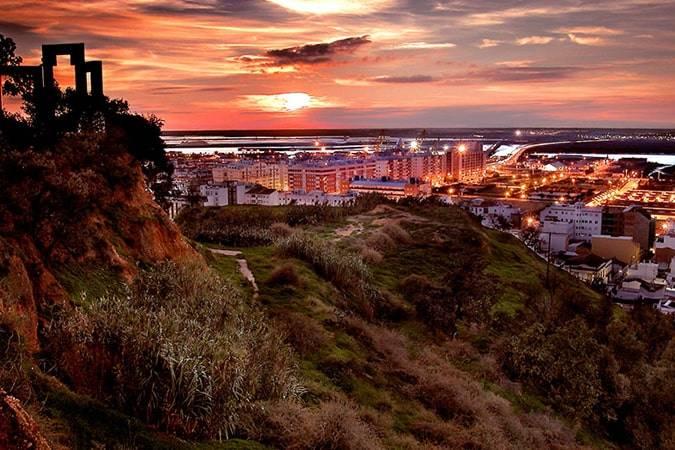 Novelas para viajar a Huelva