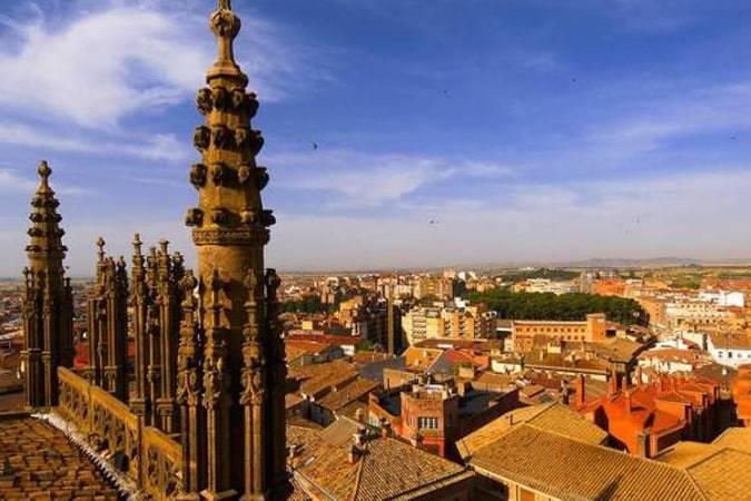 Novelas para viajar a Huesca