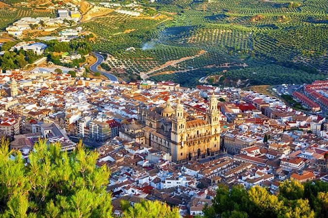 Novelas para viajar a Jaén