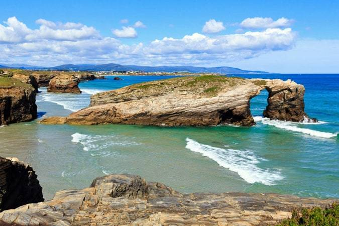 Las playas de Lugo