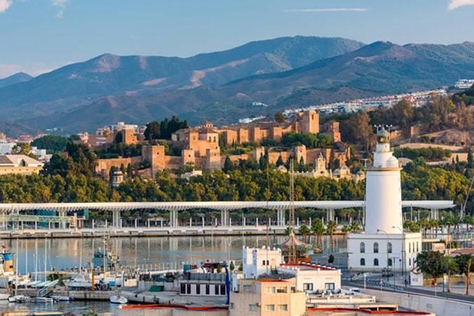 Málaga como destino literario