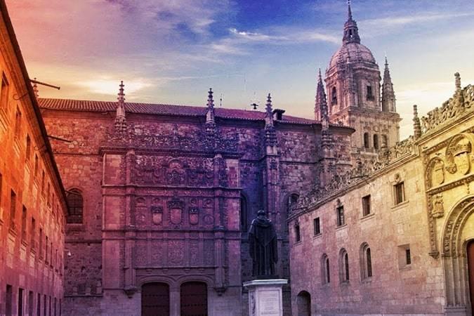 Novelas para viajar a Salamanca