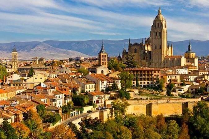 Segovia como destino literario