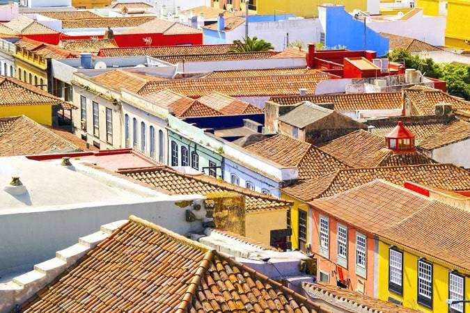 Novelas para viajar a Tenerife