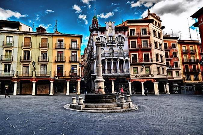 Novelas para viajar a Teruel