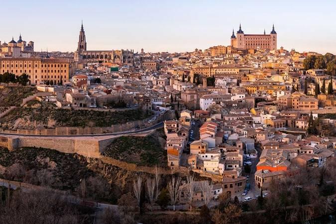 Novelas para viajar a Toledo