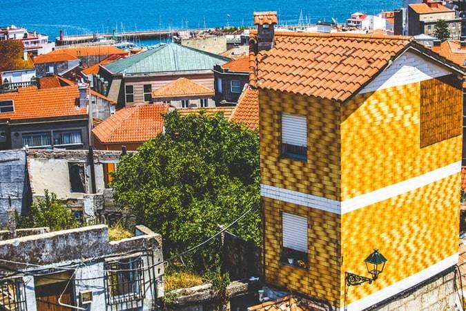 Novelas para viajar a Vigo