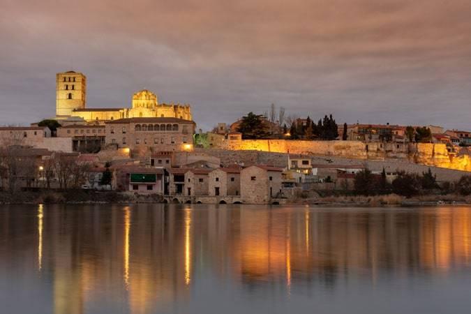 Novelas para viajar a Zamora