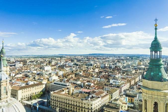 Novelas para viajar a Zaragoza
