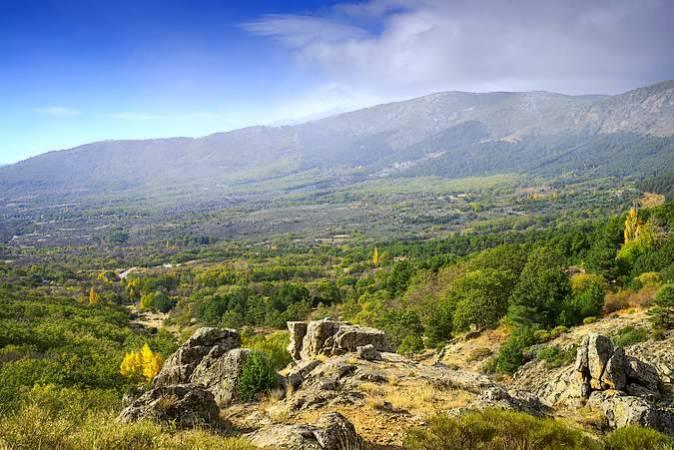Cuatro rutas de senderismo por la Comunidad de Madrid