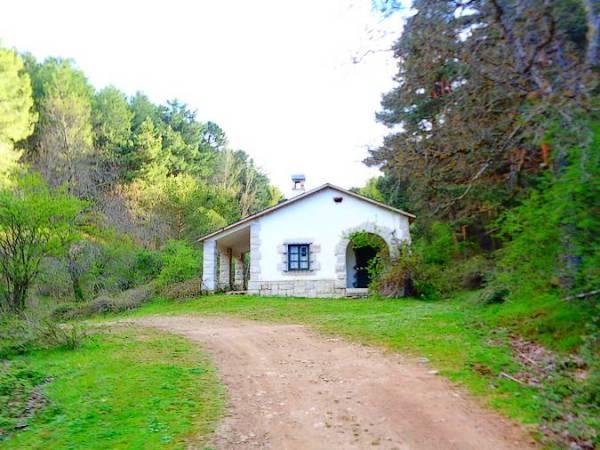 Ruta de Gascones a la Casa Forestal La Tejera, en Madrid