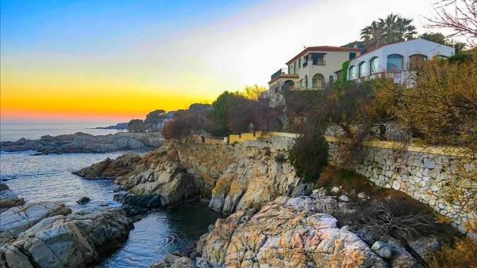 S'Agaró, destino veraniego en la Costa Brava