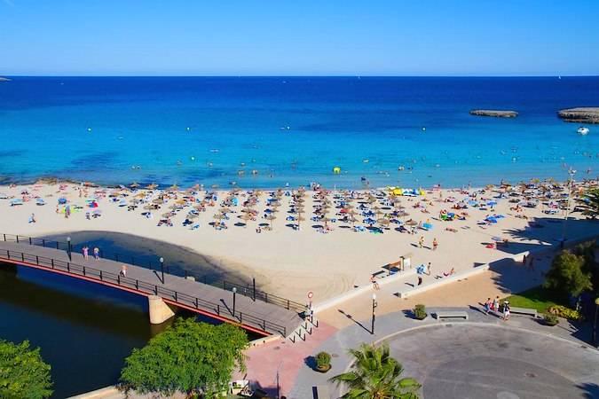 S'Illot, destino de playa en Mallorca